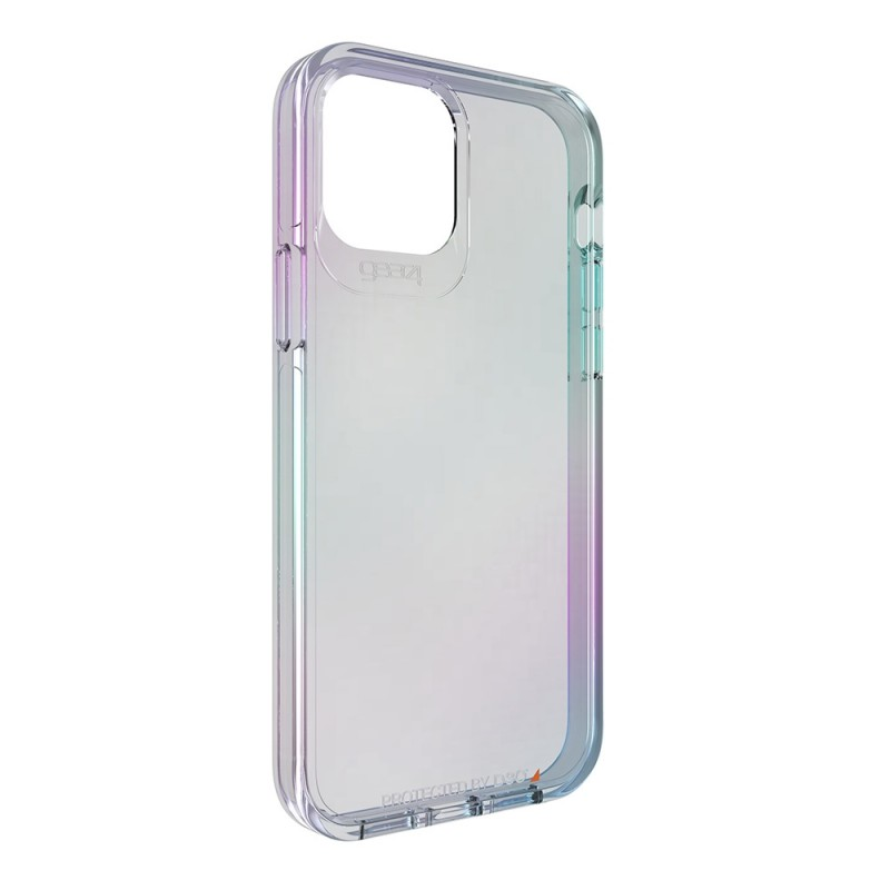 Gear4 Crystal Palace iPhone 12 Mini Iridescent - 4