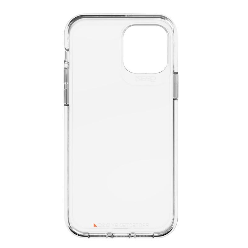 Gear4 Crystal Palace iPhone 12 Mini Transparant - 2