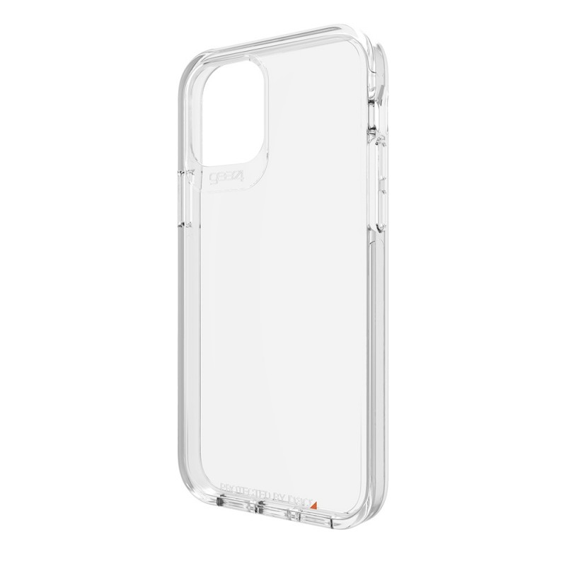 Gear4 Crystal Palace iPhone 12 Mini Transparant - 4