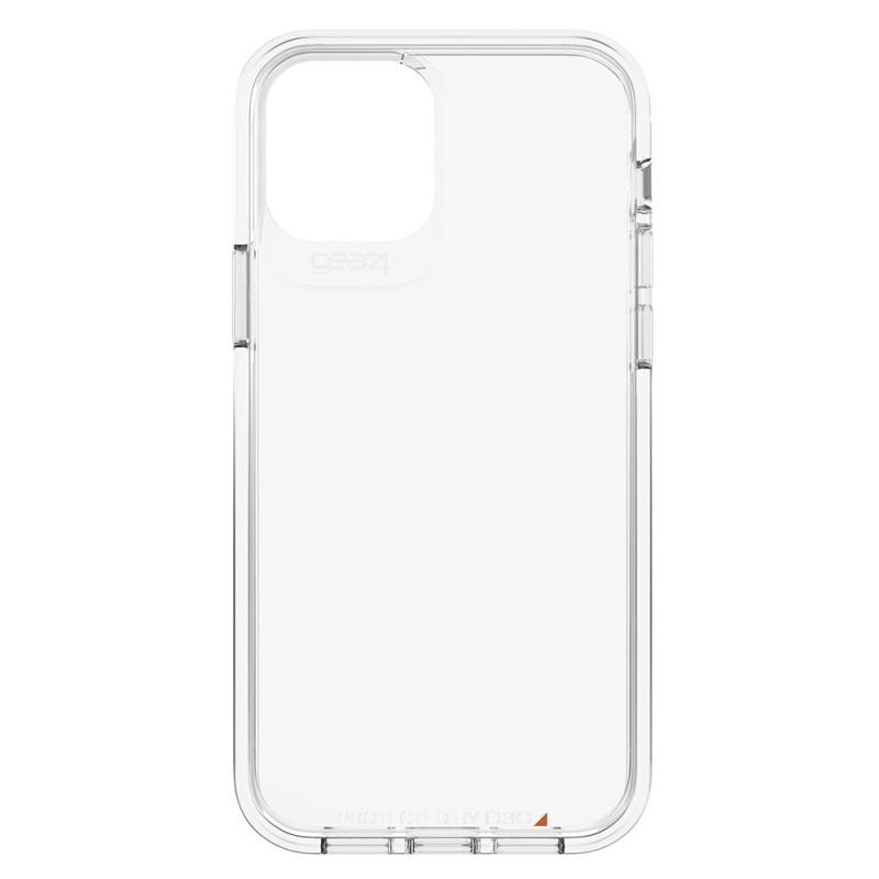 Gear4 Crystal Palace iPhone 12 Mini Transparant - 5
