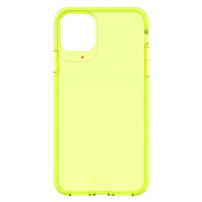 Gear4 Crystal Palace iPhone 11 Pro Neon Geel - 4