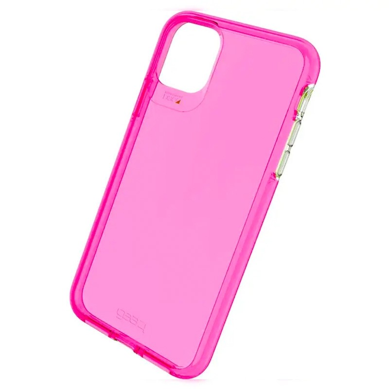 Gear4 Crystal Palace iPhone 11 Pro Neon Roze - 3