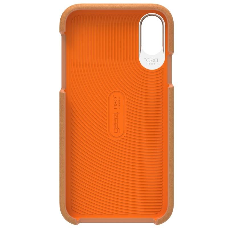 Gear4 Knightsbridge D3O iPhone X/Xs Hoes Brown - 3
