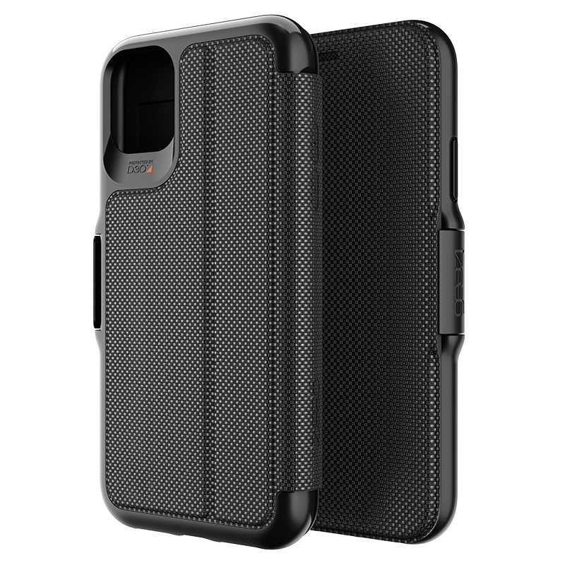 Gear4 Oxford iPhone 11 Pro Max Zwart - 1