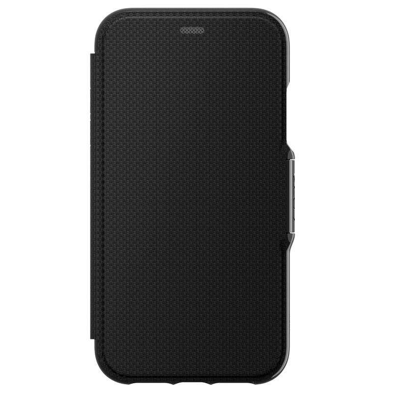 Gear4 Oxford iPhone XR Hoesje Zwart 01