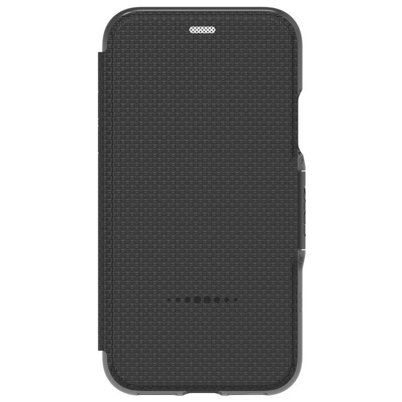 Gear4 Oxford iPhone X/Xs Hoesje Black 02