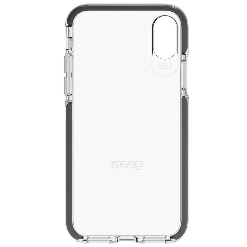 Gear4 Piccadilly Apple iPhone X/Xs Hoesje Black - 4