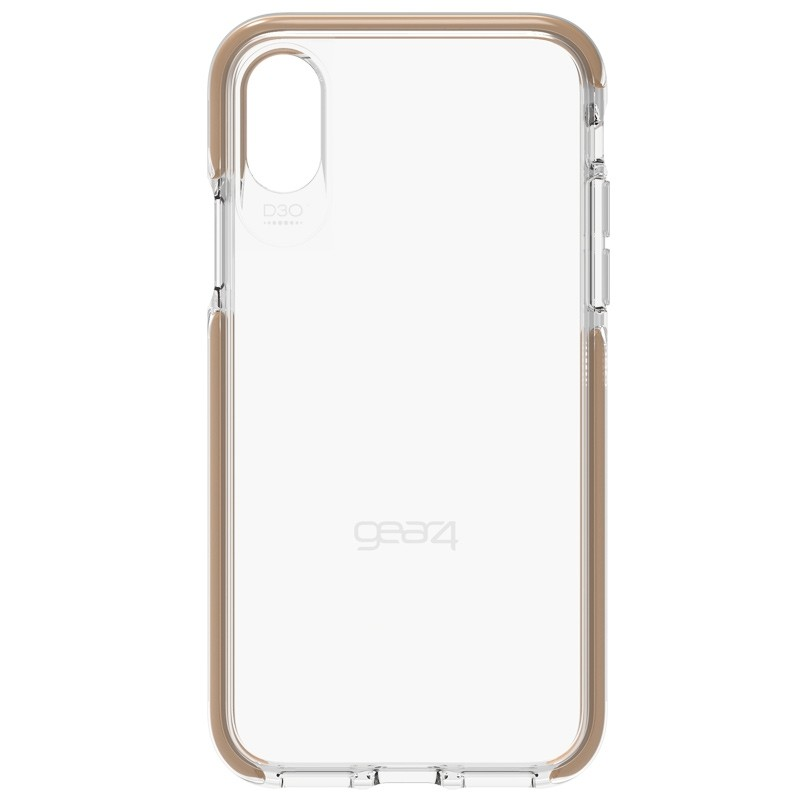 Gear4 Piccadilly Apple iPhone X/Xs Hoesje Gold - 2