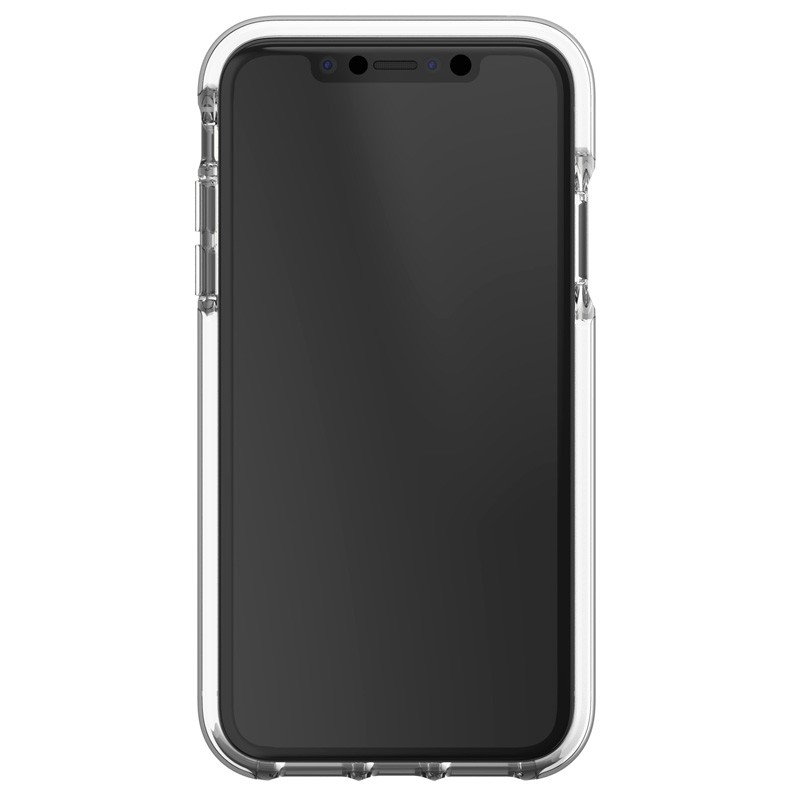 Gear4 Piccadilly iPhone XR Hoesje Wit / Transparant 02
