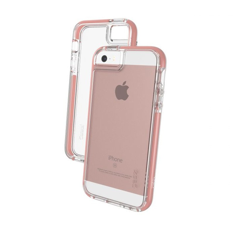 Gear4 Piccadilly iPhone SE/5S/5 Rose Goud - 2