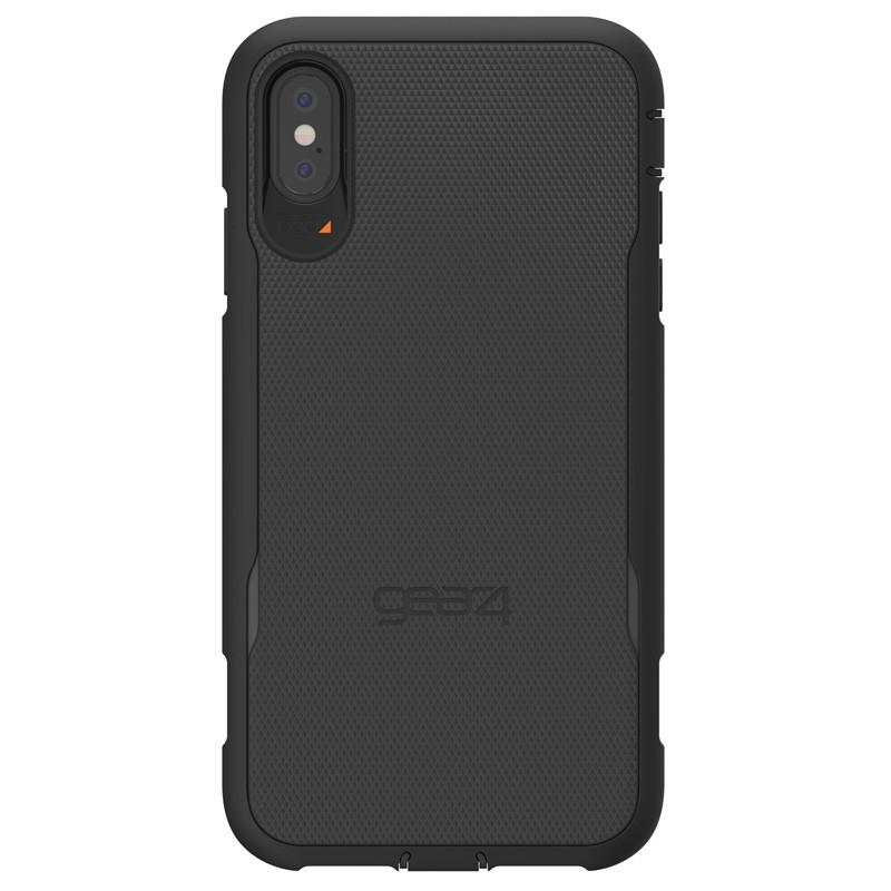 Gear4 Platoon Case voor iPhone XS Max Zwart 01