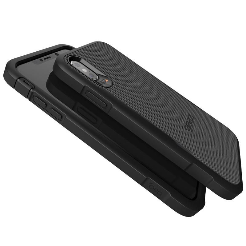 Gear4 Platoon Case voor iPhone XS Max Zwart 05