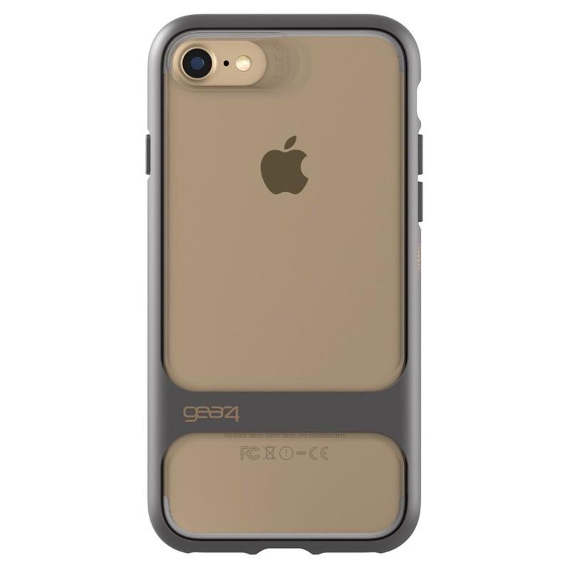 Gear4 Soho 3DO Case iPhone 7 Black/Gold - 2