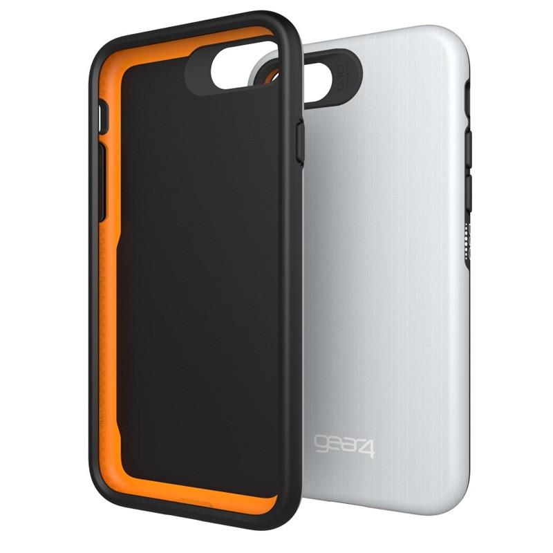 Gear4 Trafalgar iPhone 7 Silver - 3