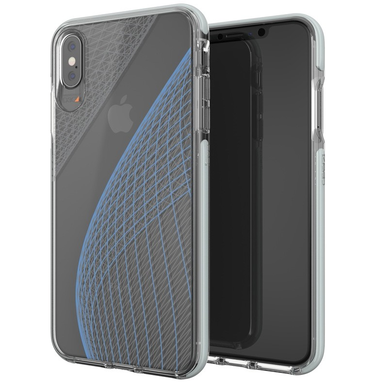 Gear4 Victoria iPhone XS Max hoesje Space/Transparant 05