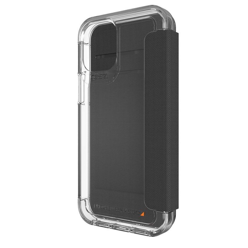 Gear4 Wembley Flip iPhone 12 / 12 Pro 6.1 Transparant - 5