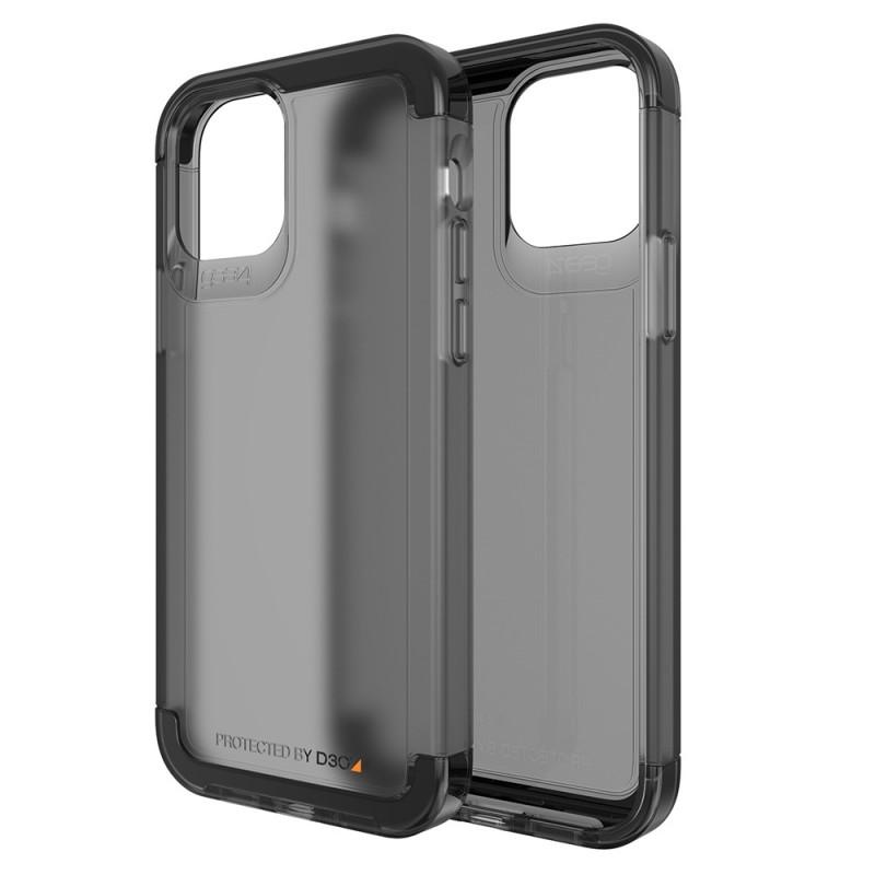 Gear4 Wembley Palette iPhone 12 / 12 Pro 6.1 Smoke - 1