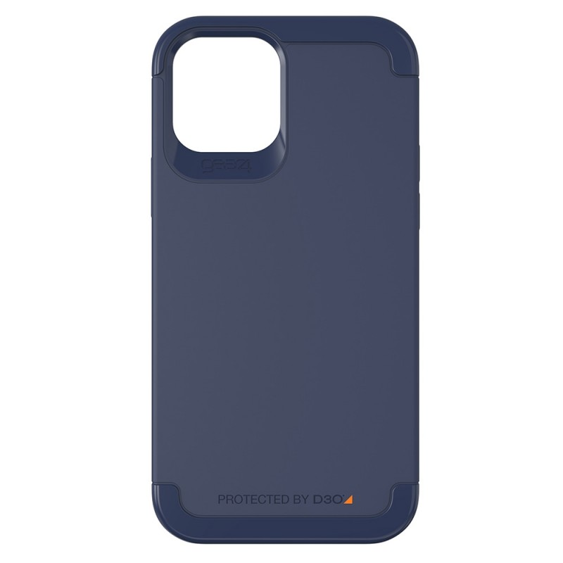 Gear4 Wembley Palette iPhone 12 Mini Blauw - 2