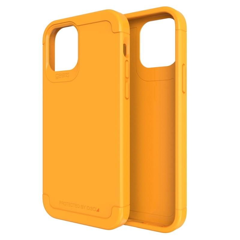 Gear4 Wembley Palette iPhone 12 Mini Geel - 1