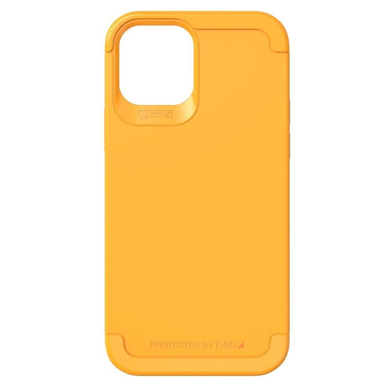 Gear4 Wembley Palette iPhone 12 Mini Geel - 2