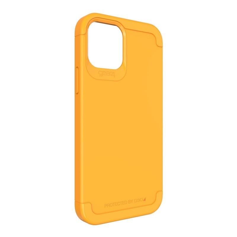 Gear4 Wembley Palette iPhone 12 Mini Geel - 4