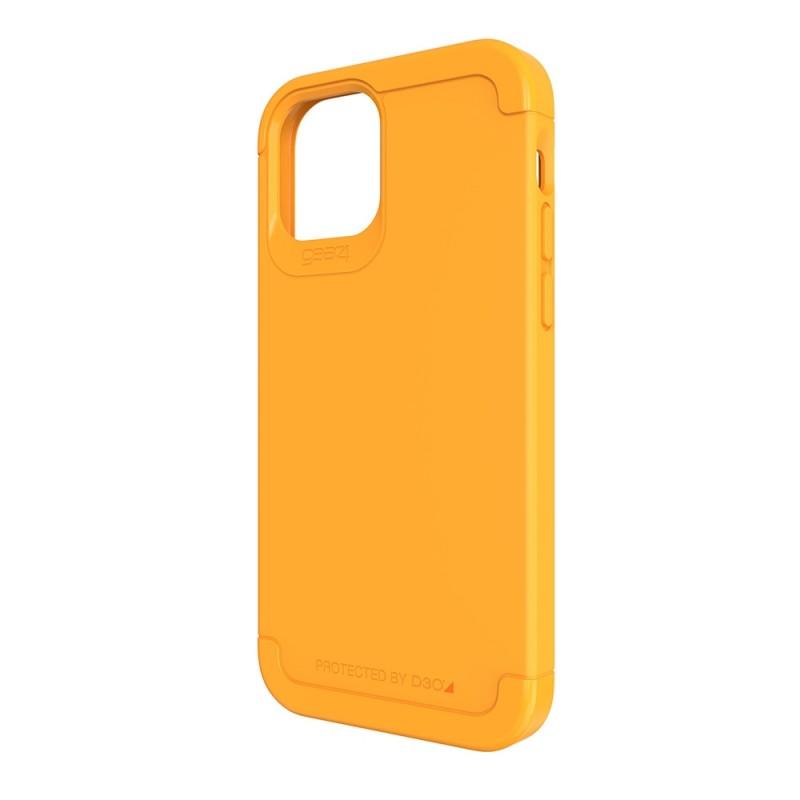 Gear4 Wembley Palette iPhone 12 Mini Geel - 3