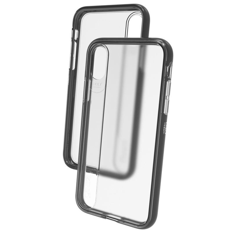 Gear4 Windsor iPhone X/Xs Hoesje Black - 2