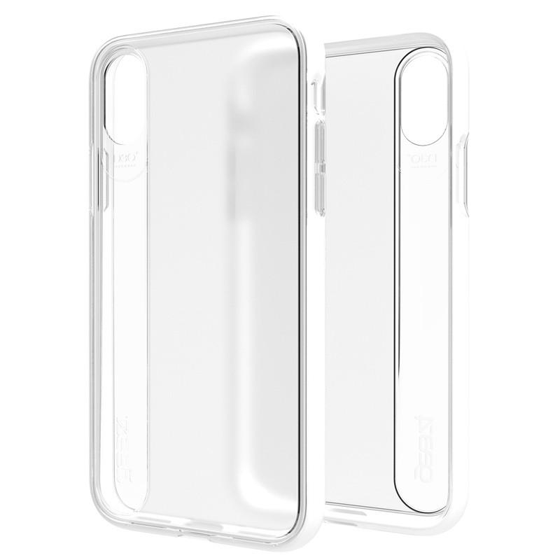 Gear4 Windsor iPhone X/Xs Hoesje Transparant 01