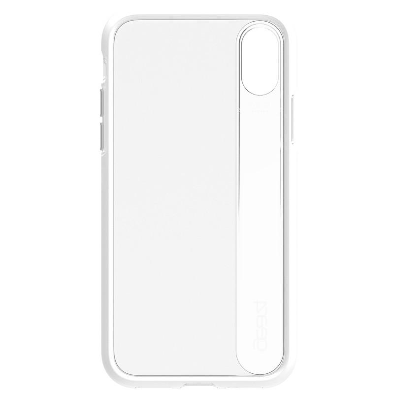 Gear4 Windsor iPhone X/Xs Hoesje Transparant 02
