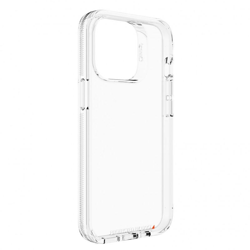 Gear4 Crystal Palace iPhone 13 Pro Hoesje Clear 05