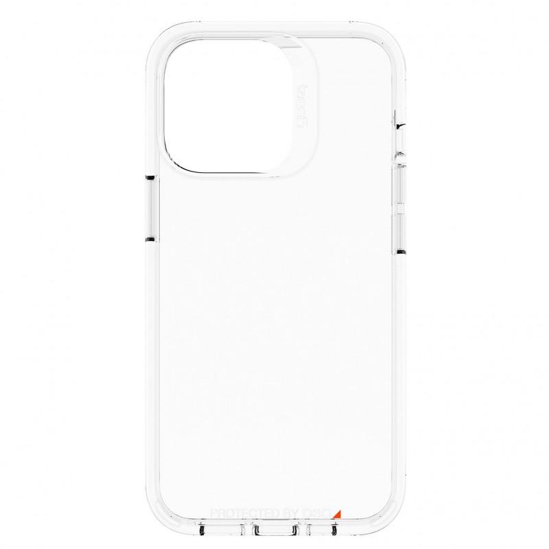 Gear4 Crystal Palace iPhone 13 Pro Hoesje Clear 02