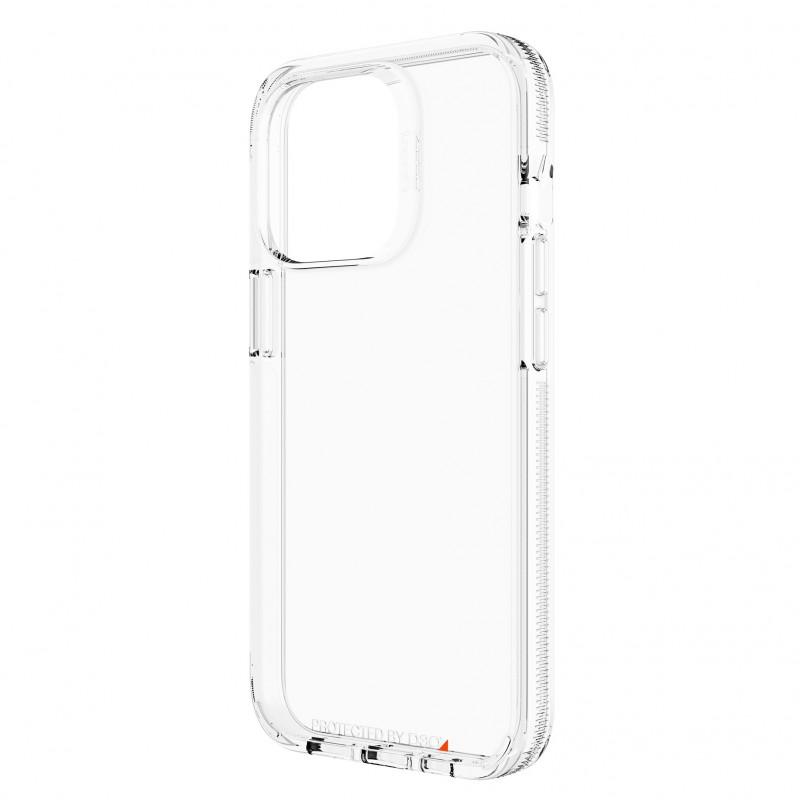 Gear4 Crystal Palace iPhone 13 Pro Hoesje Clear 03