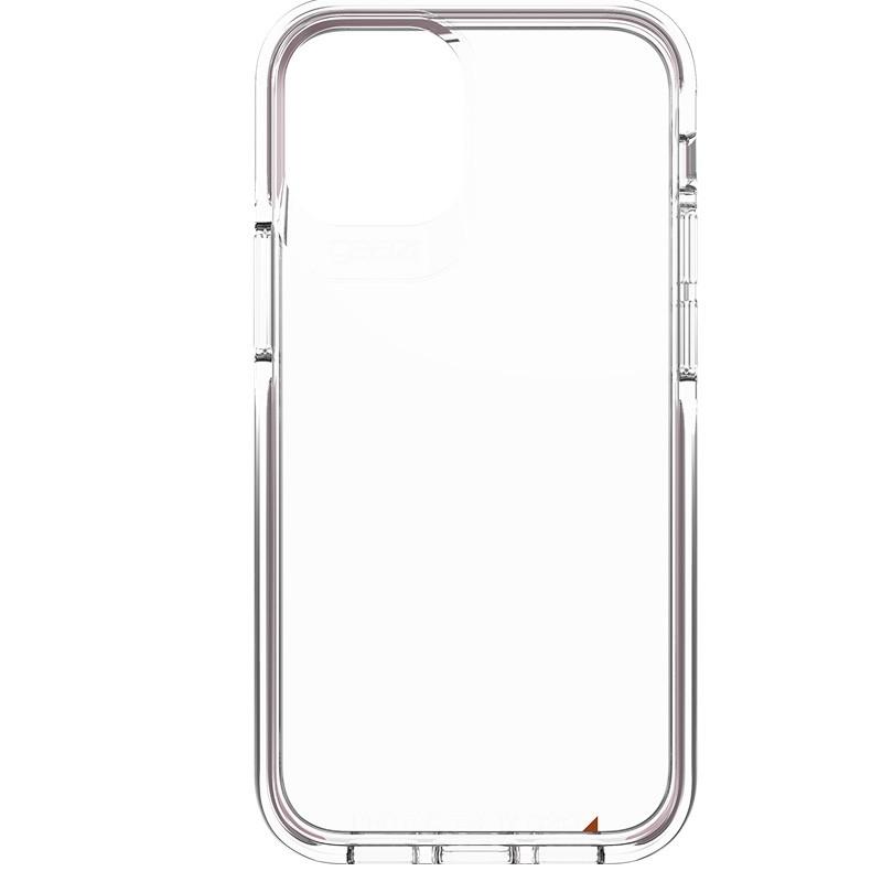 Gear4 Piccadilly iPhone 12 en 12 Pro clear/roze 03