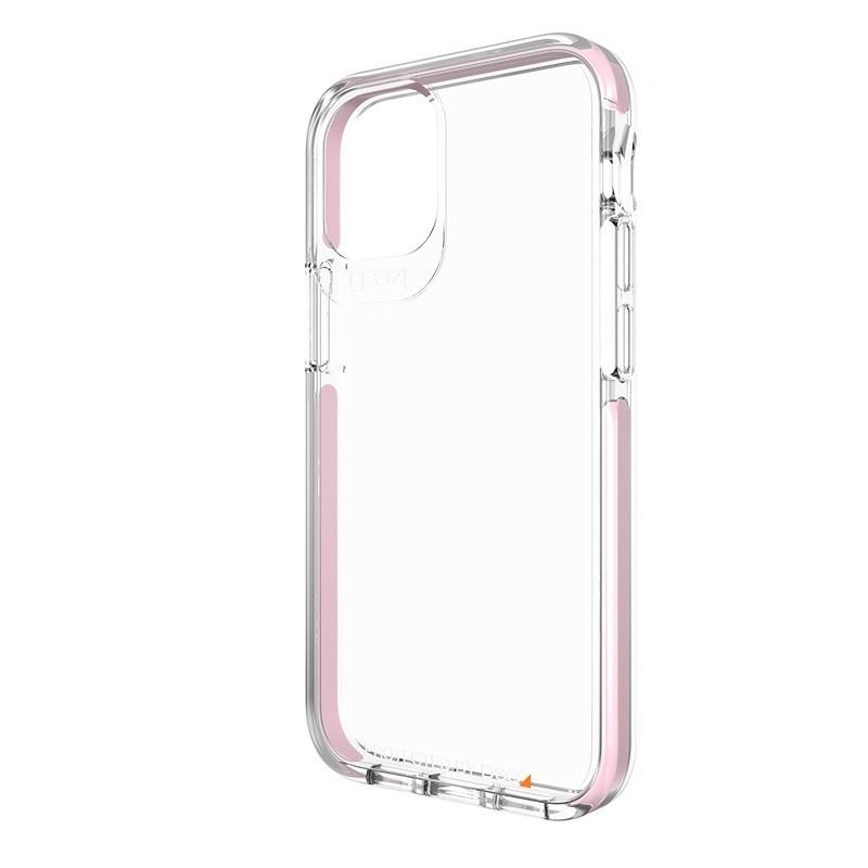 Gear4 Piccadilly iPhone 12 en 12 Pro clear/roze 02