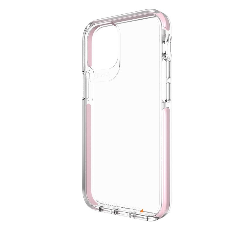 Gear4 Piccadilly iPhone 12 Mini 5.4 inch clear/roze 02