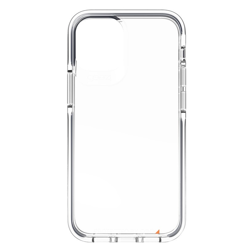 Gear4 Piccadilly iPhone 12 Pro Max 6.7 inch clear/blauw 02