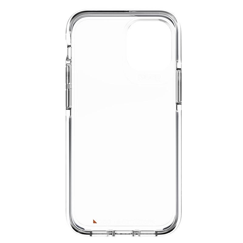 Gear4 Piccadilly iPhone 12 Pro Max 6.7 inch clear/blauw 04