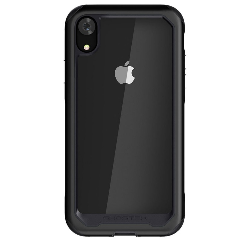 Gostek Atomic Slim 2 iPhone XR Rood/Transparant - 2