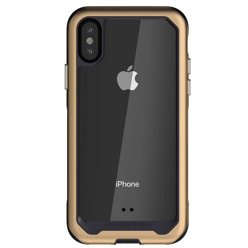 Ghostek Atomic Slim voor iPhone XS Max Goud - 2