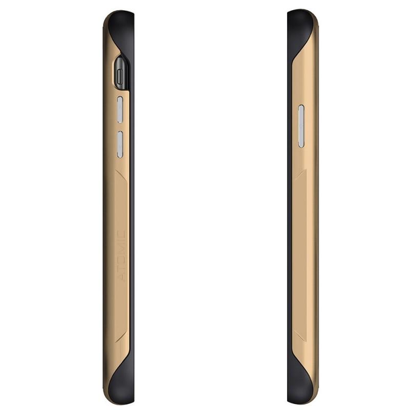 Ghostek Atomic Slim voor iPhone XS Max Goud - 4