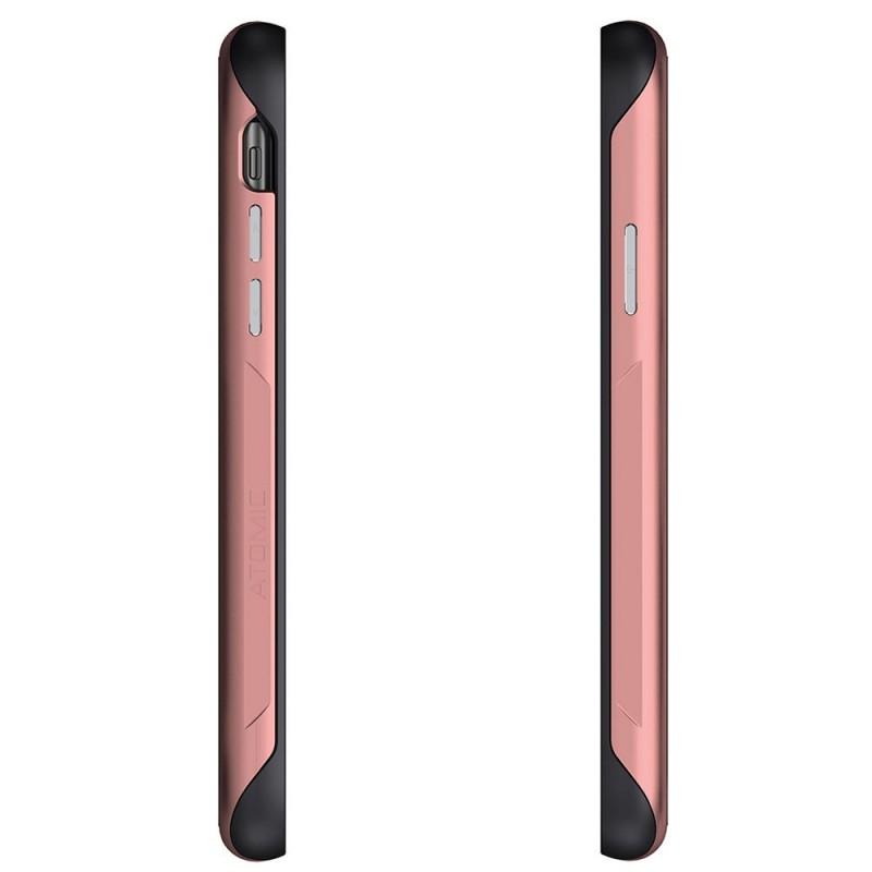 Ghostek Atomic Slim voor iPhone XS Max Roze - 4