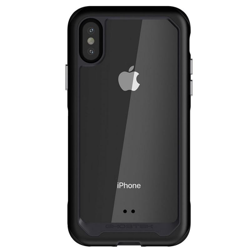 Ghostek Atomic Slim voor iPhone XS Max Zwart - 2