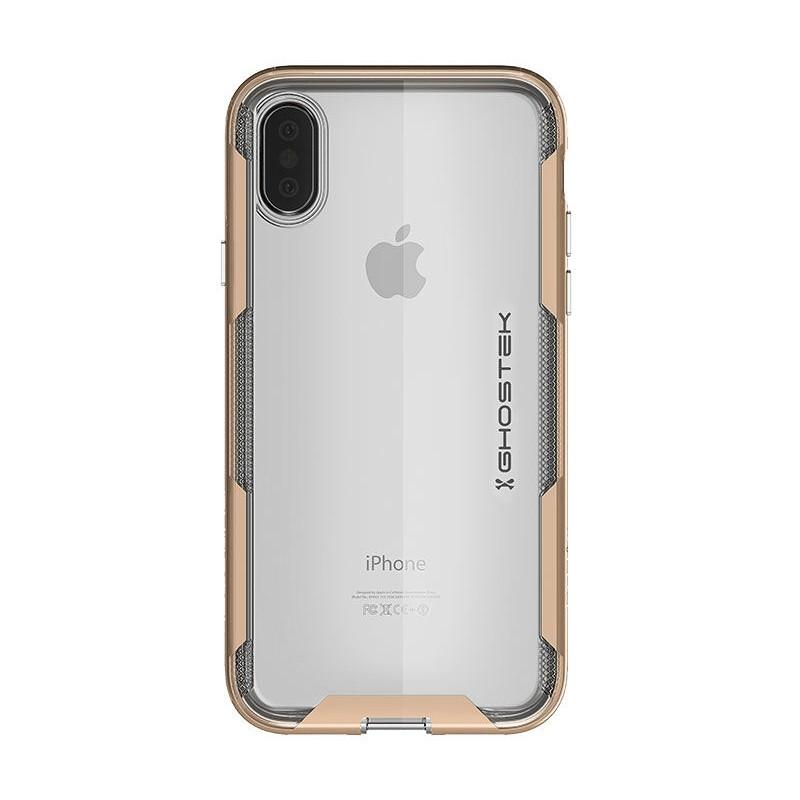 Ghostek Cloak 3 Case iPhone X/Xs gold 02