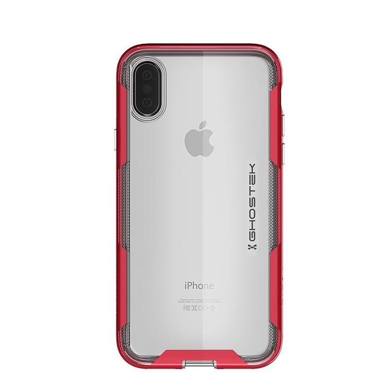 Ghostek Cloak 3 Case iPhone X/Xs red 02