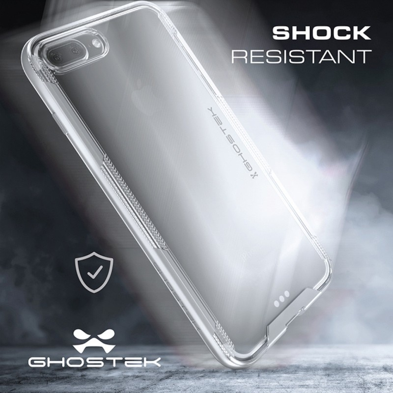 Ghostek Cloak 3 iPhone 8 Plus/7 Plus zilver 08