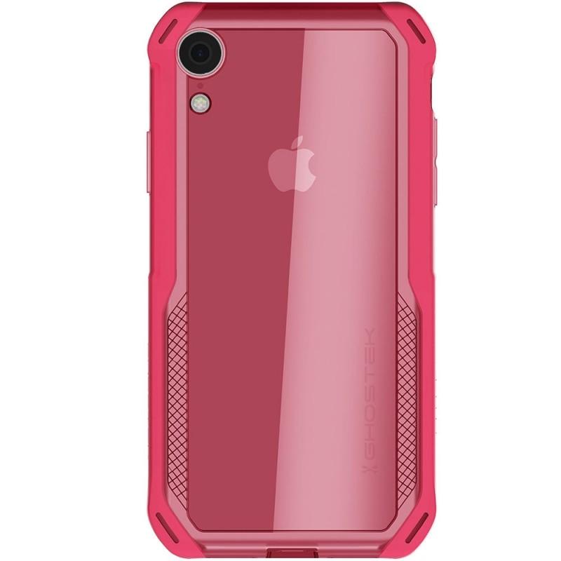 Ghostek Cloak 4 iPhone XR Hoesje Roze/Transparant - 2
