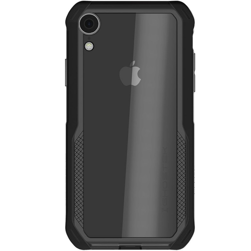 Ghostek Cloak 4 iPhone XR Hoesje Zwart/Transparant - 2