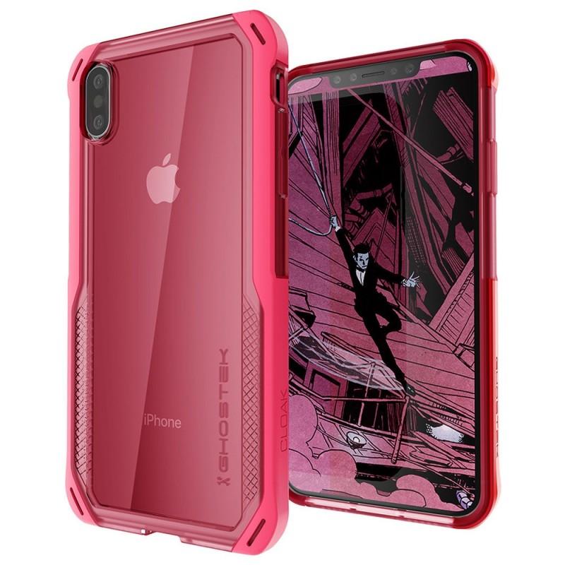 Ghostek Cloak 4 iPhone XS Max Roze - 1