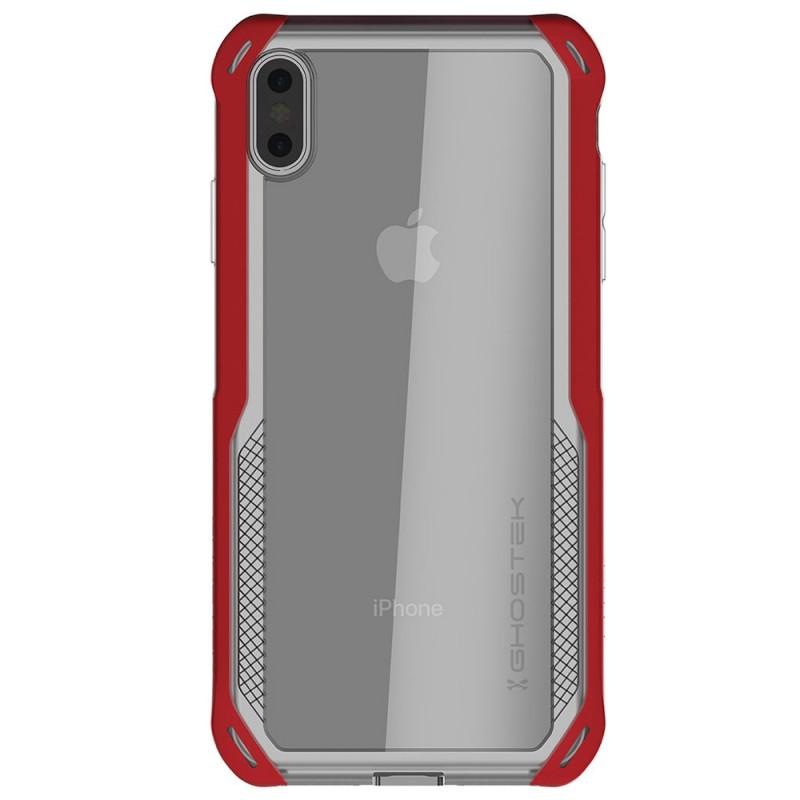 Ghostek Cloak 4 iPhone XS Max Rood - 2