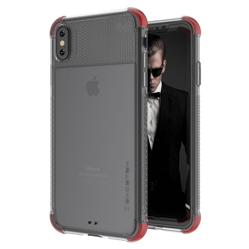 Ghostek Covert 2 Case voor iPhone XS Max Rood - 1